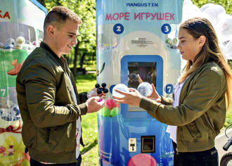 Построение сети торговых автоматов Мангустин: сколько зарабатывает вендинг-оператор