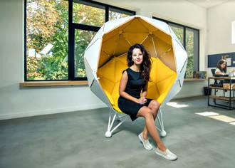 Кресла-планеты. Как создать личное пространство в любом месте