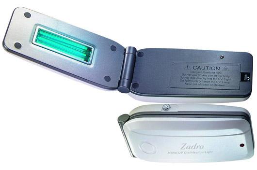 Nano UV Disinfection Scanner - это настоящее чудо и спасение в доме, этот прибор способен избавить любую поверхность в доме от различных вирусов и бактерий.