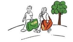 ...собой - сумки для транспортировки белья в химчистку, сумки.