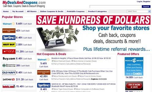 Идея бизнеса: Интернет магазин возвращающий часть денег на счет покупателя
