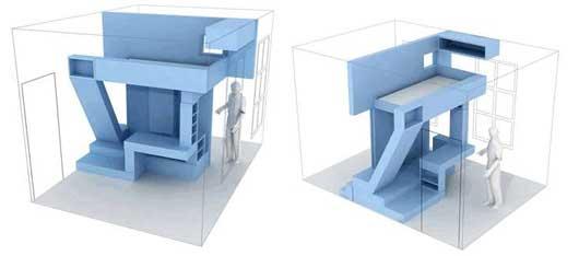 Бизнес идея: модуль детской спальни
