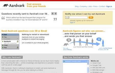 Бизнес идея: гибрид поисковика и социальной сети