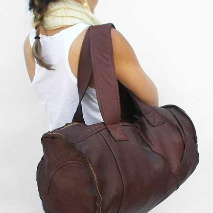 выкройки мужских сумок дорожных.