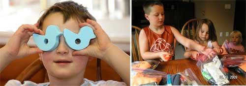 Идея бизнеса: Семилетний ребенок изобрел мыло для детей