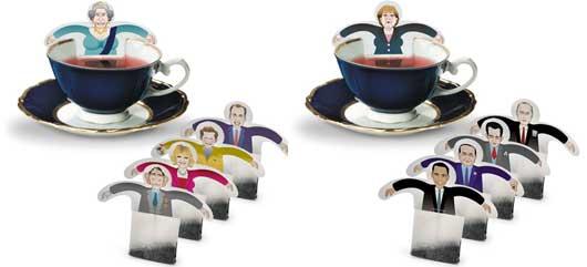 Необычная идея бизнеса: чаепитие с королями и президентами