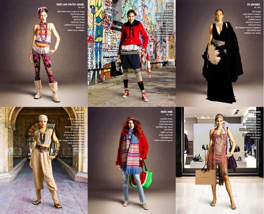 В сфере моды появился еще один заметный игрок - Стокгольмский интернет-сервис Looklet, который делает ставку исключительно на дизайн, позволяя своим покупателям подбирать гардероб из дизайнерской одежды.