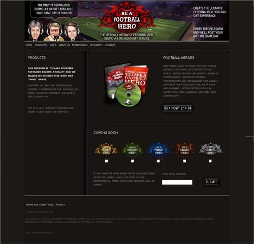 идея бизнеса для фанатов: Персональные комментарии для футбольных фанатов