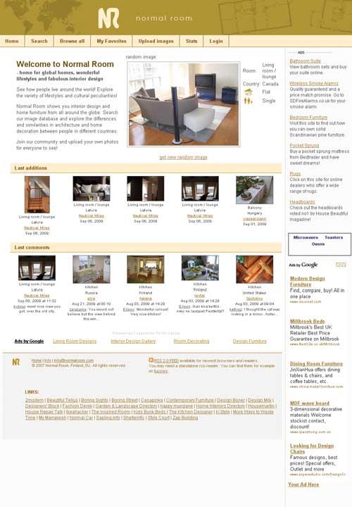 квартирная интернет идея: Галерея квартир со всего мира