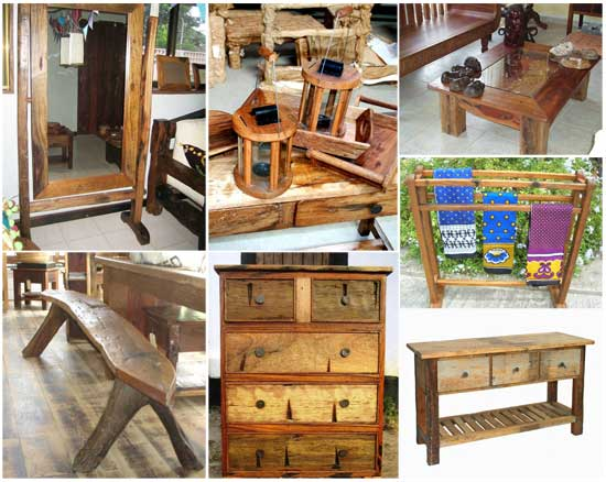 дизайнерская идея: Мебель с личной историей