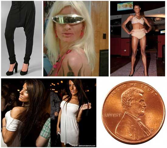 идея про дурной вкус: Модный блог о дурном вкусе