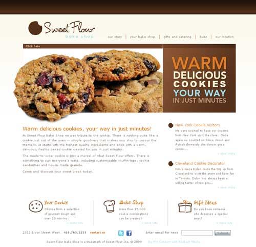 вкусная и быстрая идея бизнеса: Печенье по желанью за две минуты