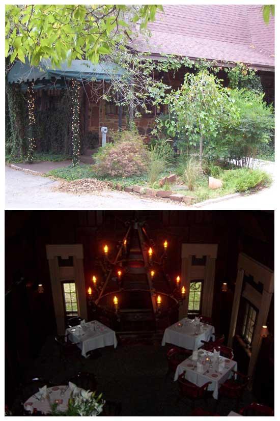 страшно вкусная идея: Ресторан с привидениями