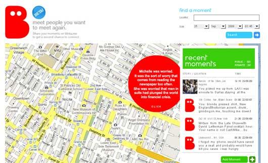 интернет-идея: Социальная сеть для поиска случайных знакомых