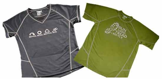 спортивная идея: Спортивная одежда из вторсырья