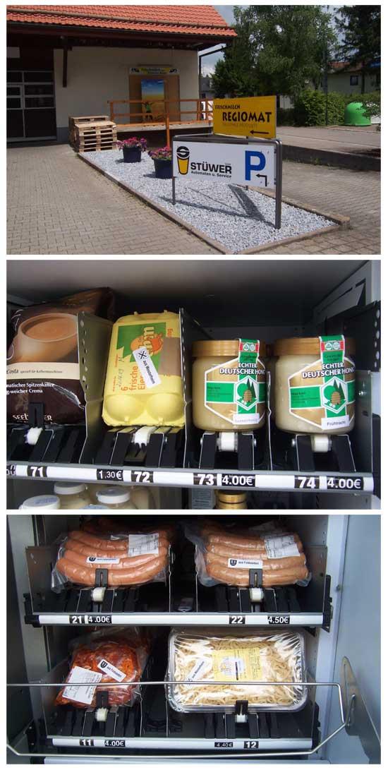 вендинговая идея: Морковка из автомата или вендинг для малого фермерства