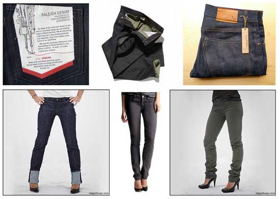 джинсовая идея: Джинсы местного пошива