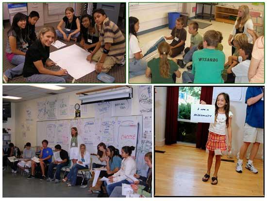 финансо-обучающая идея: Финансовый лагерь для детей