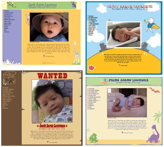 детская идея: Платформа для создания детских сайтов