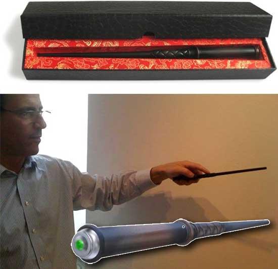 техническая идея: Волшебная палочка для телевизора