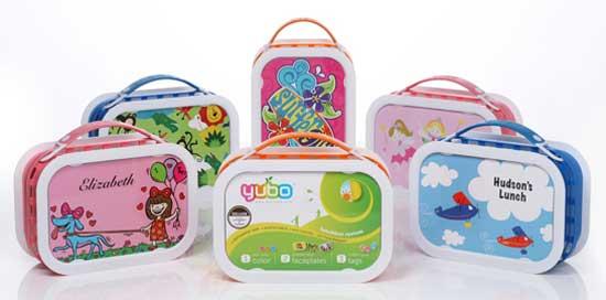 подарочная идея: Красочные контейнеры для школьников