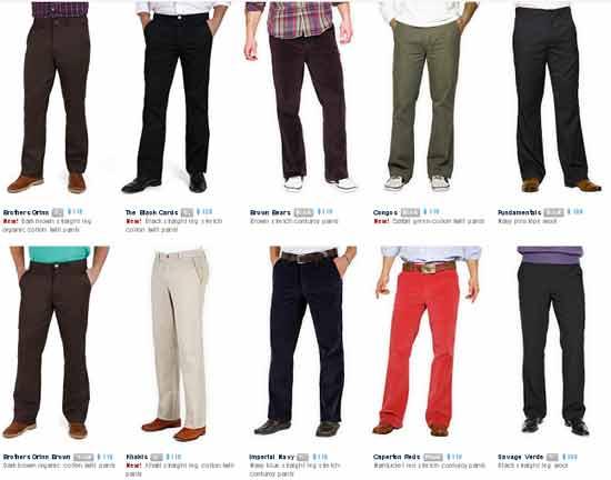 дизайнерская идея бизнеса по пошиву брюк: Мужские брюки с идеальной посадкой