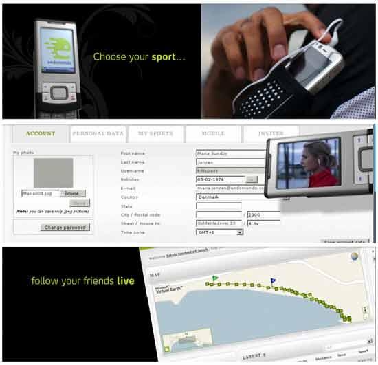 успешная спортивная идея бизнеса: Мобильное приложение для контроля спортивных нагрузок