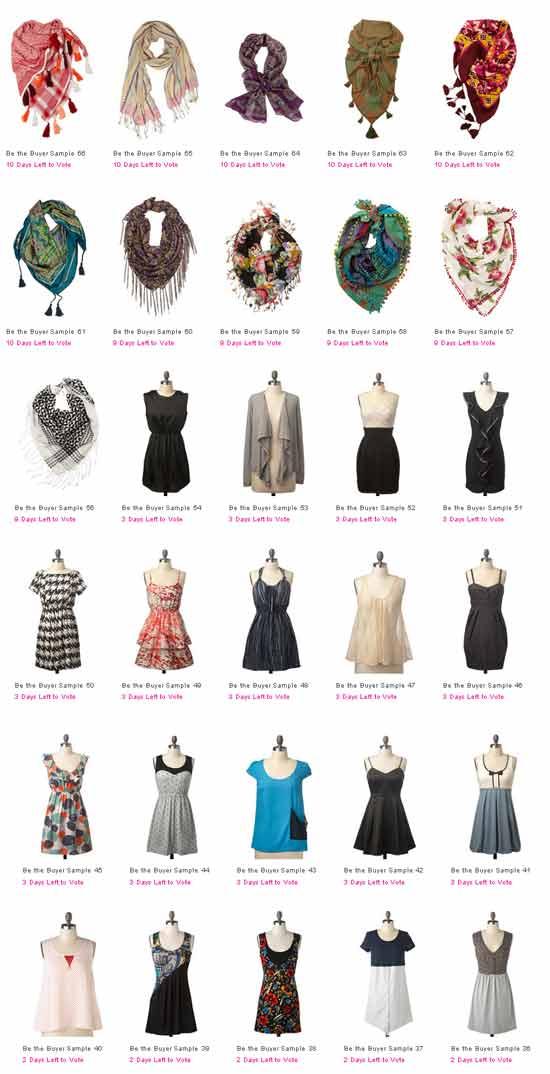 оригинальная дизайнерская идея бизнеса: Ресурс, тестрирующий дизайн одежды до запуска в массовое производство