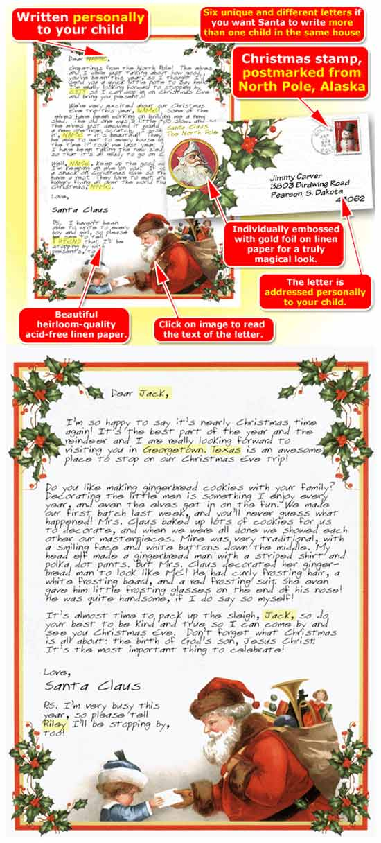 Идея новогоднего бизнеса: Почта Санта Клауса — история великой идеи