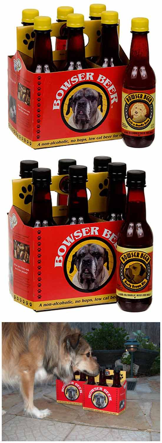 Бизнес идеи для домашних питомцев: Пиво для собак