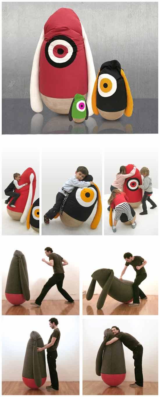 Идеи оригинальных подарков: Игрушка для снятия стресса