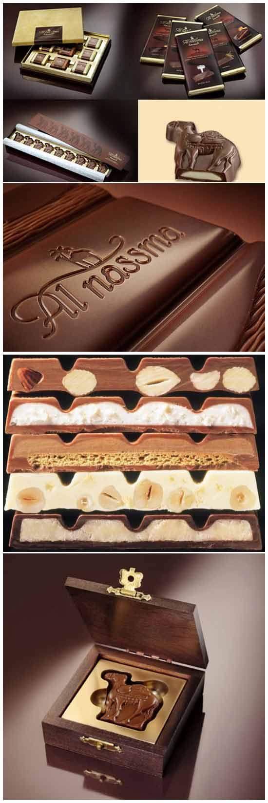 Идеи необычных продуктов: Шоколад из верблюжьего молока