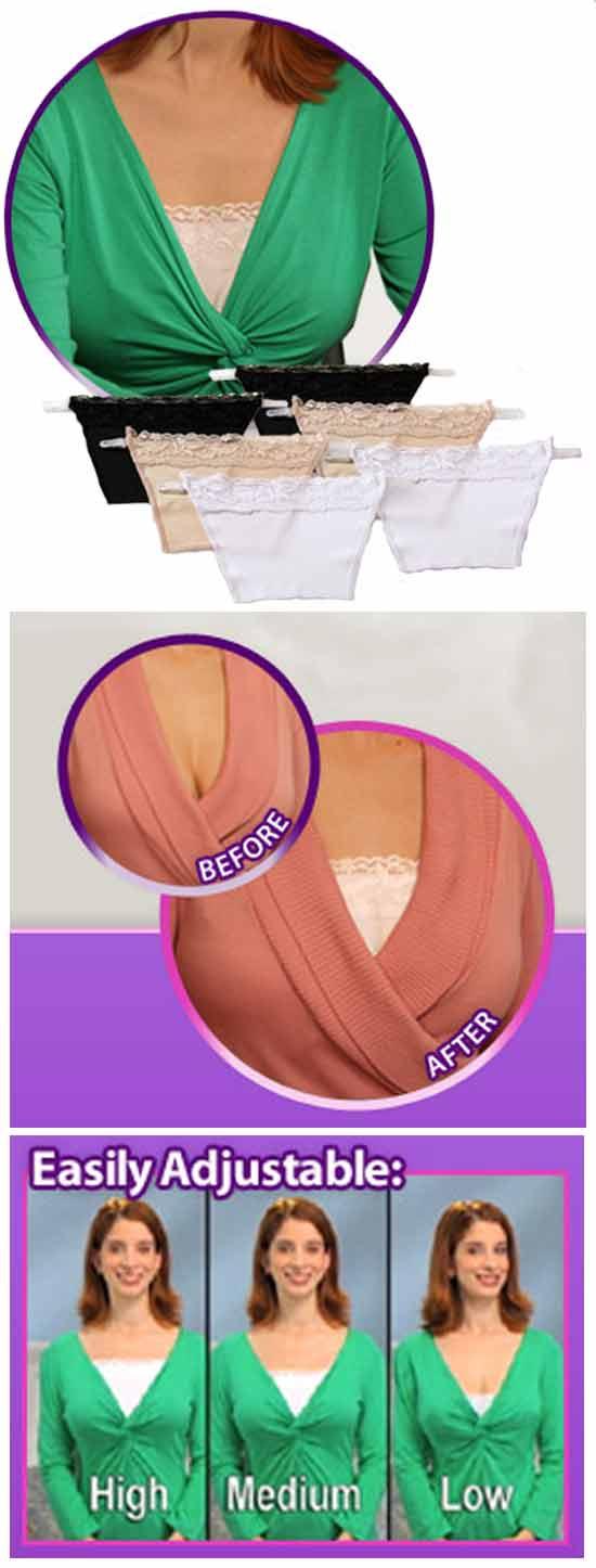 Оригинальный продукт для покупательниц: Имитация нижнего белья