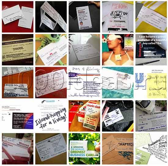 Необычная идея бизнеса: сайт визиток уволенных сотрудников