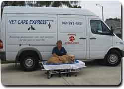 Vet Care Express - Скорая помощь для домашних животных