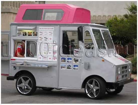 Необычная идея домашнего бизнеса: Продвижение домашнего мороженного через социальную сеть
