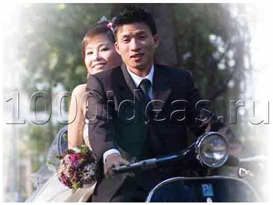 Идея интернет бизнеса: сайт любительских свадебных фотографии
