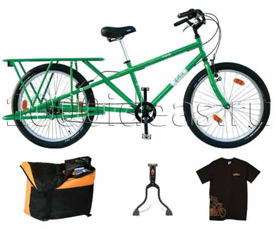 идея для велосипедистов: Бизнес на драндулетах