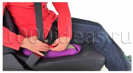 Надувное сиденье для автомобиля