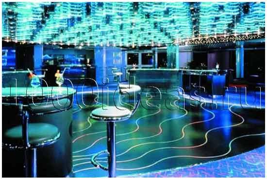 Ночной клуб, в котором энергию генерируют посетители