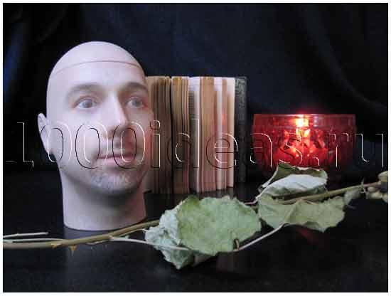 Идеи ритуального бизнеса: Урны для праха в форме лица покойного