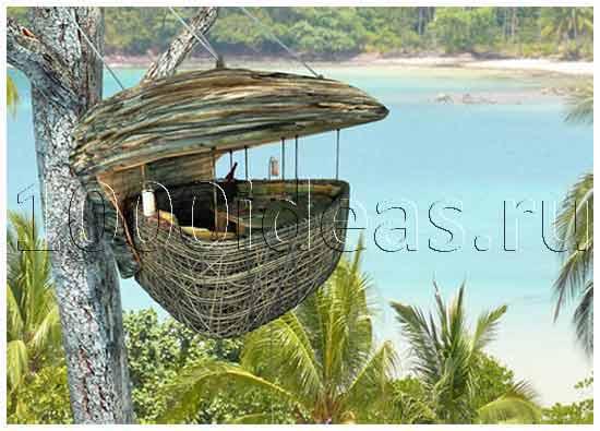Ресторан-гнездо