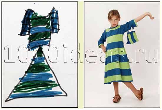 Создайте свою коллекцию одежды