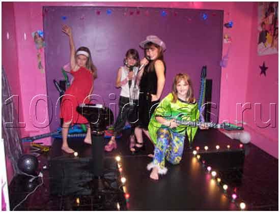 Бизнес идея: детские праздники в стиле голливудских вечеринок