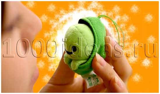 Безопасный детский репеллент в виде игрушки