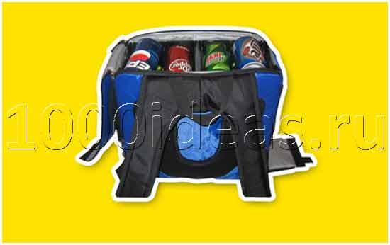 Холодильник-рюкзак