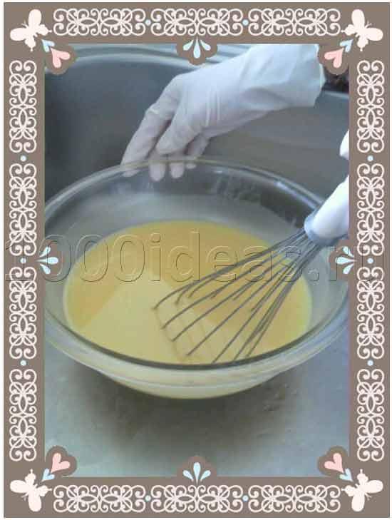 Мыло из грудного молока