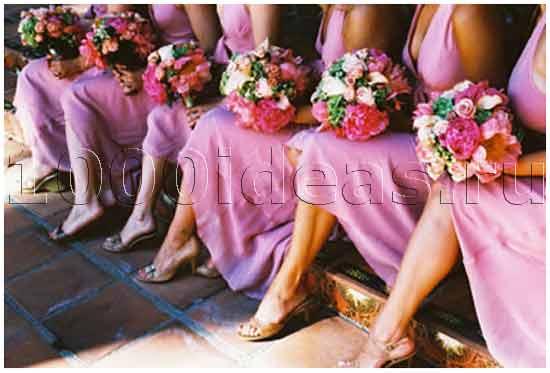 Подружки невесты на прокат