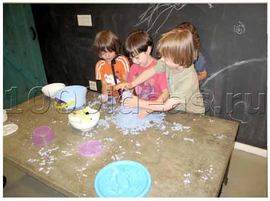 Творческое кафе для детей и родителей