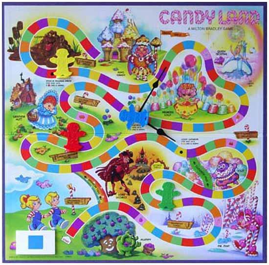 Идея № 2089. Сказочный парк по мотивам популярной детской игры